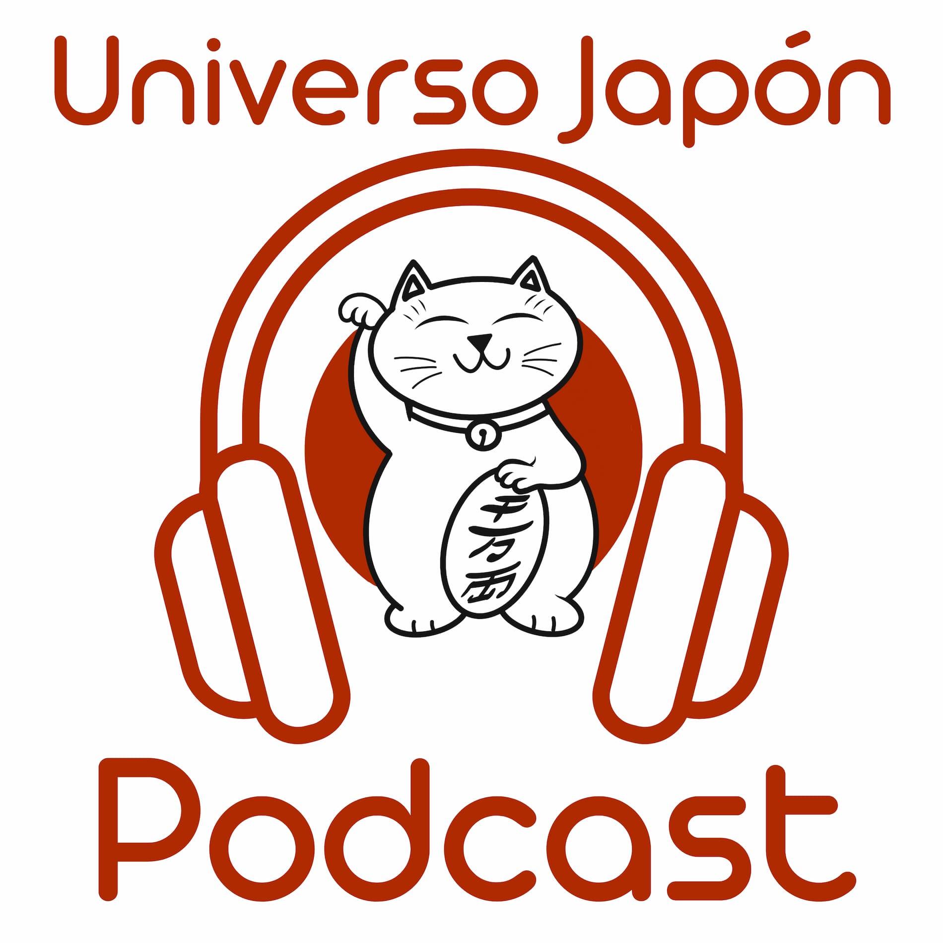 Logo Universo Japón Podcast