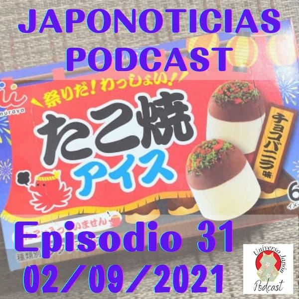 Episodio 31 Japonoticias Podcast